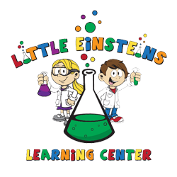 Little Einsteins Learning Center Logo